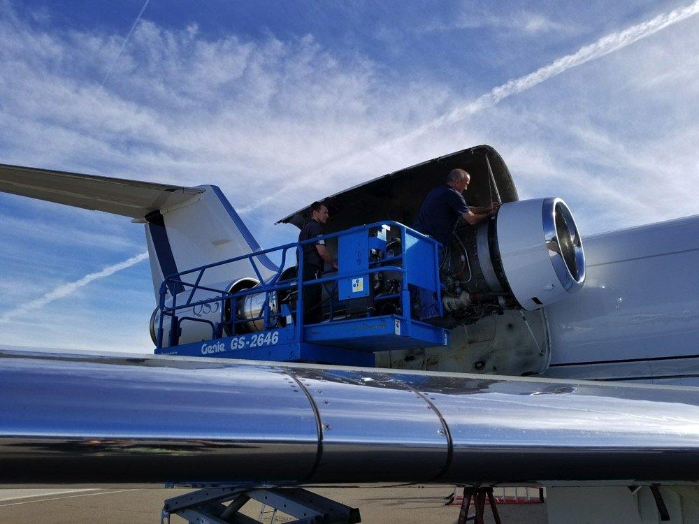 Maintenance   Martin Aviation